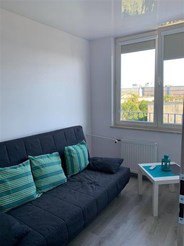 Mieszkanie na wynajem Gdańsk, Przymorze, Przymorze, Piastowska  46m2 Foto 4