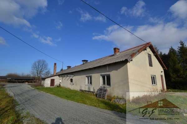 Lokal użytkowy na sprzedaż Korczowa  961m2 Foto 1