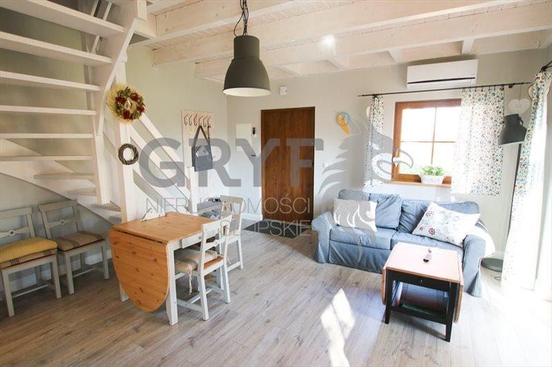 Mieszkanie trzypokojowe na sprzedaż Barkocin  52m2 Foto 1