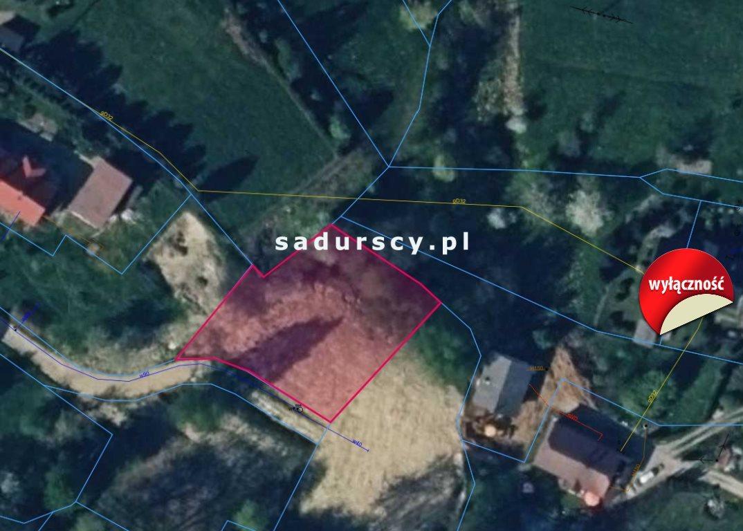 Działka budowlana na sprzedaż Golkowice  1009m2 Foto 3