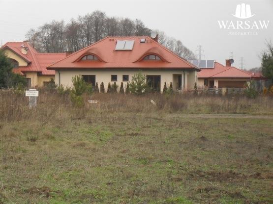 Działka budowlana na sprzedaż Warszawa, Białołęka  1000m2 Foto 1