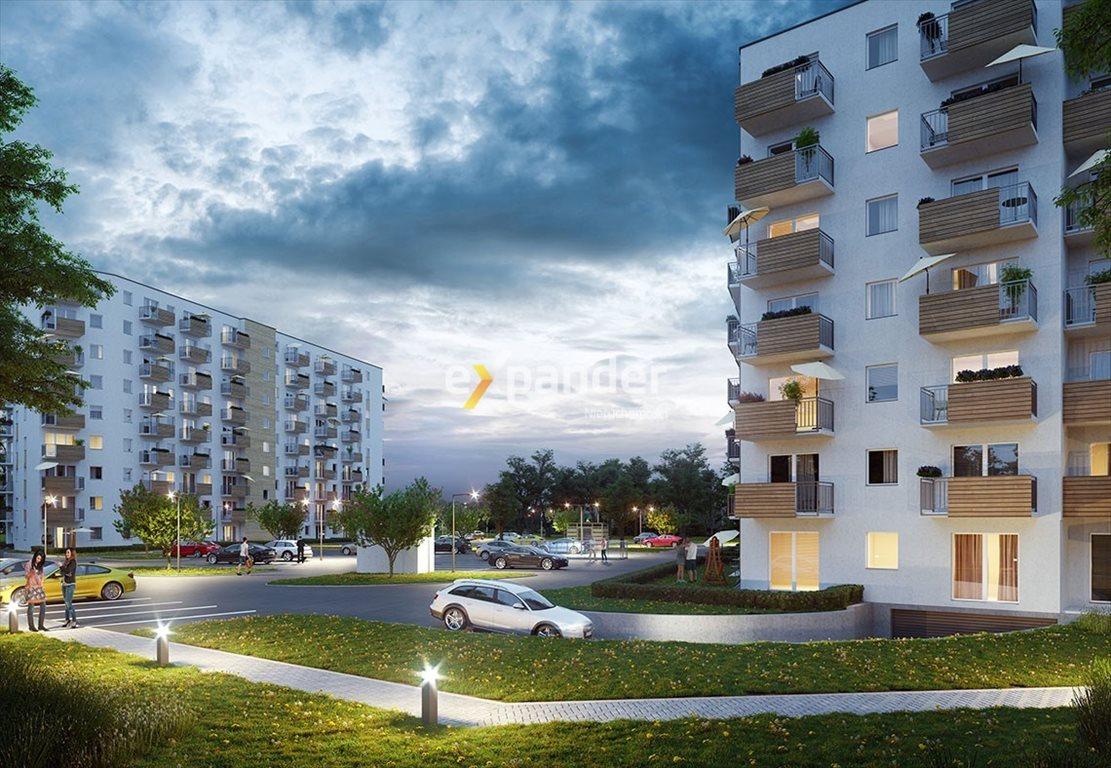 Mieszkanie czteropokojowe  na sprzedaż Poznań, Rataje, Wagrowska  55m2 Foto 1