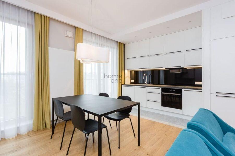 Mieszkanie czteropokojowe  na wynajem Warszawa, Śródmieście, Tamka  94m2 Foto 5