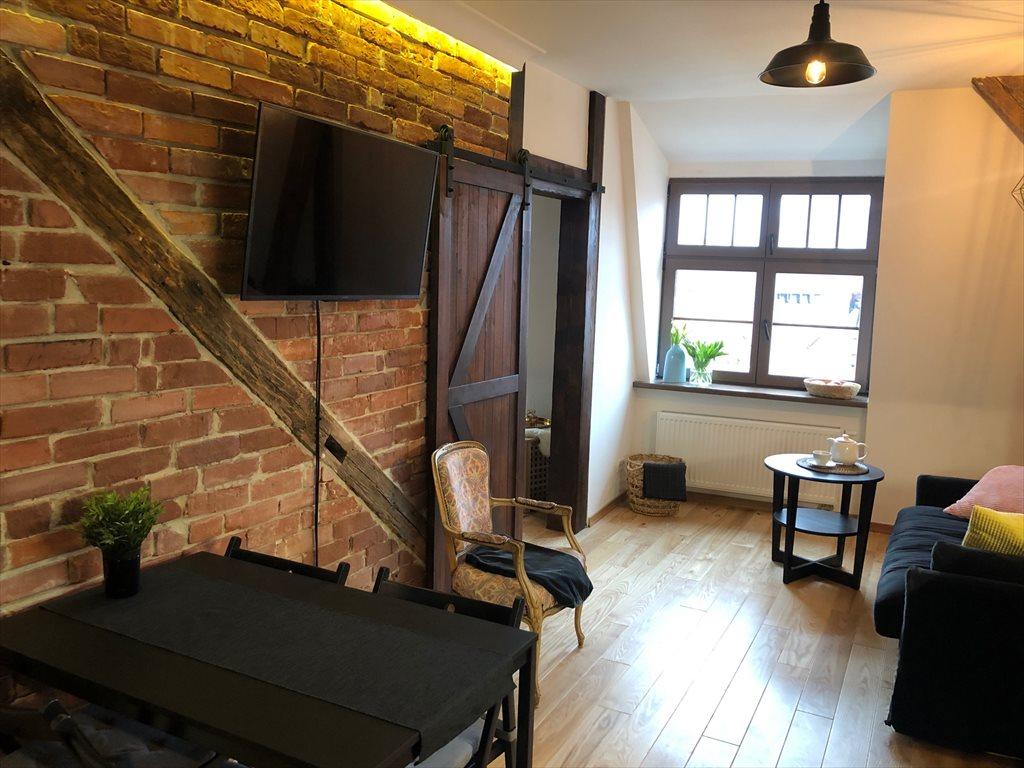 Mieszkanie dwupokojowe na wynajem Toruń, Stare Miasto, Piekary  40m2 Foto 2