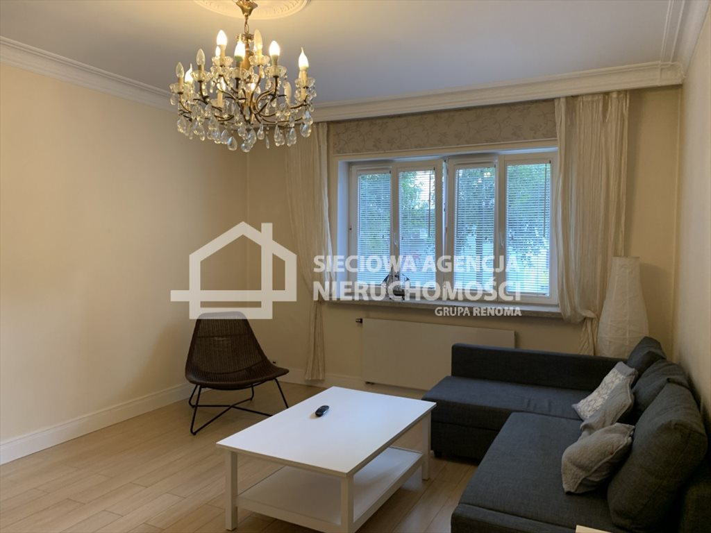 Mieszkanie dwupokojowe na wynajem Sopot, Dolny, Książąt Pomorskich  48m2 Foto 3