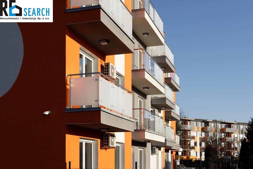 Mieszkanie dwupokojowe na sprzedaż Poznań, Nowe Miasto, Sucha  49m2 Foto 9