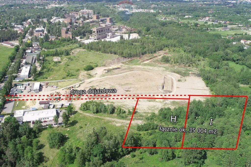 Działka przemysłowo-handlowa na sprzedaż Częstochowa, Brzeziny Wielkie, Żyzna  35004m2 Foto 1