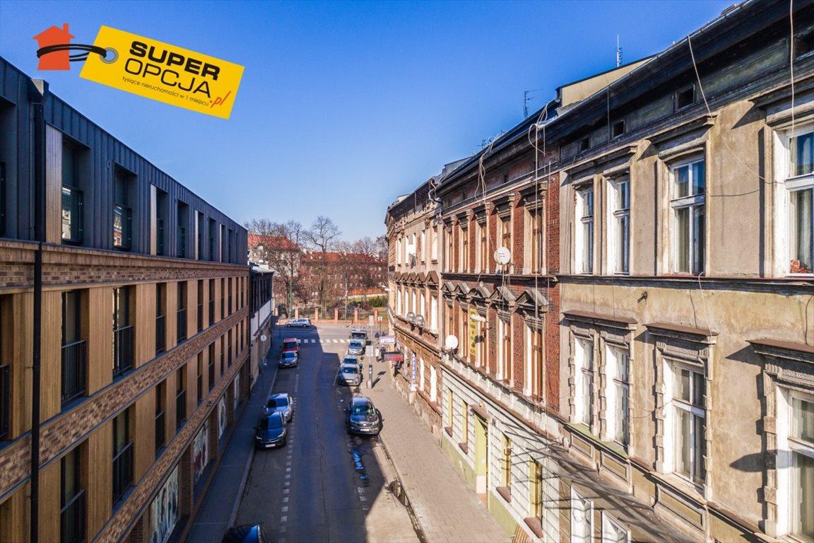 Mieszkanie trzypokojowe na sprzedaż Kraków, Stare Miasto, Strzelecka  63m2 Foto 5