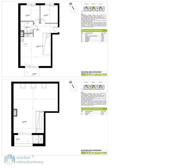 Mieszkanie czteropokojowe  na sprzedaż Konstancin-Jeziorna, Warszawska  115m2 Foto 7