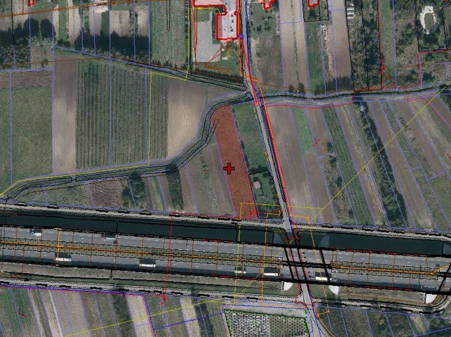 Działka budowlana na sprzedaż Nowa Wieś  2664m2 Foto 2