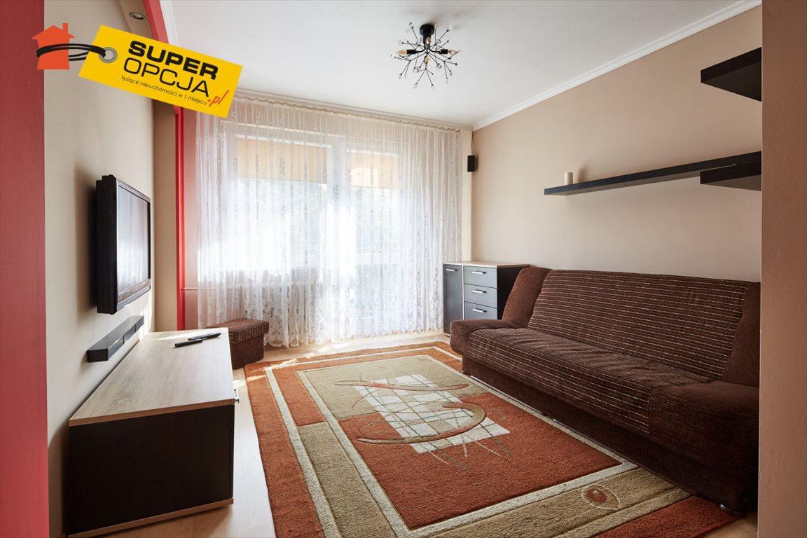 Mieszkanie dwupokojowe na wynajem Kraków, Podgórze, Macedońska  48m2 Foto 3