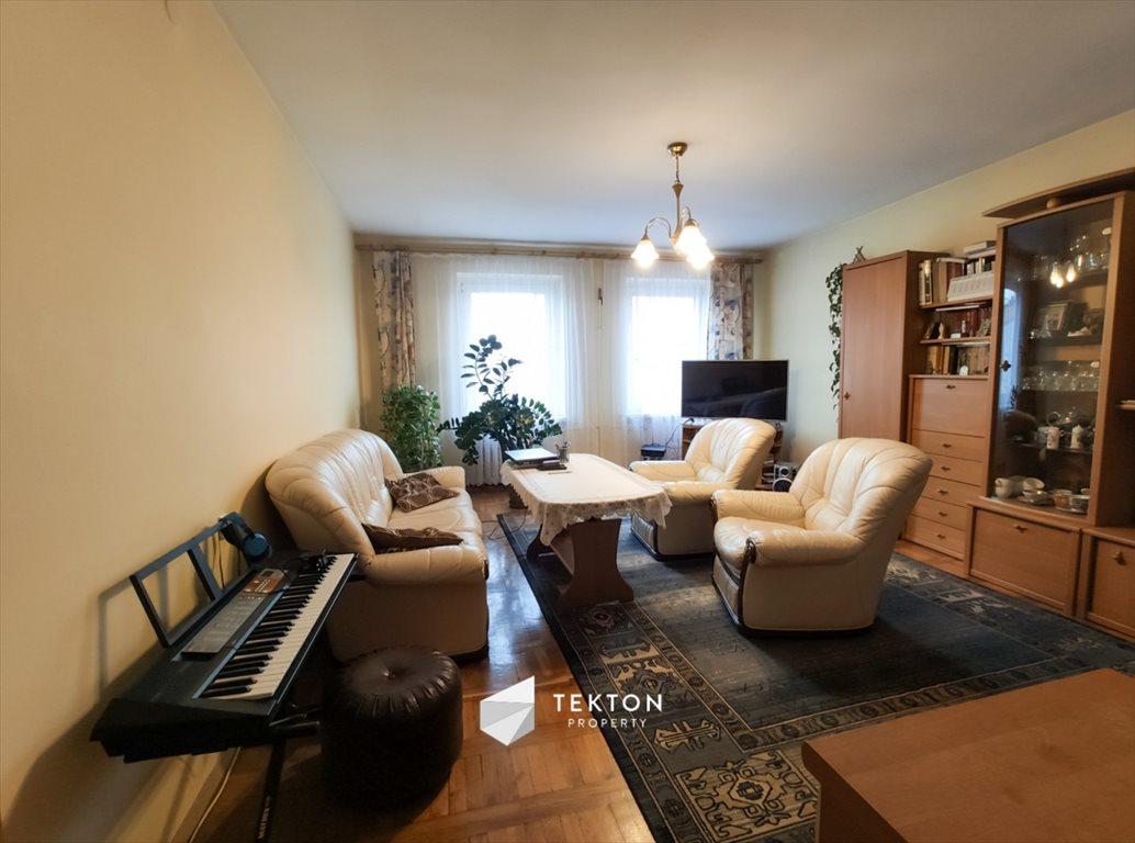 Mieszkanie trzypokojowe na sprzedaż Wrocław, Kleczków, Kleczkowska  77m2 Foto 4