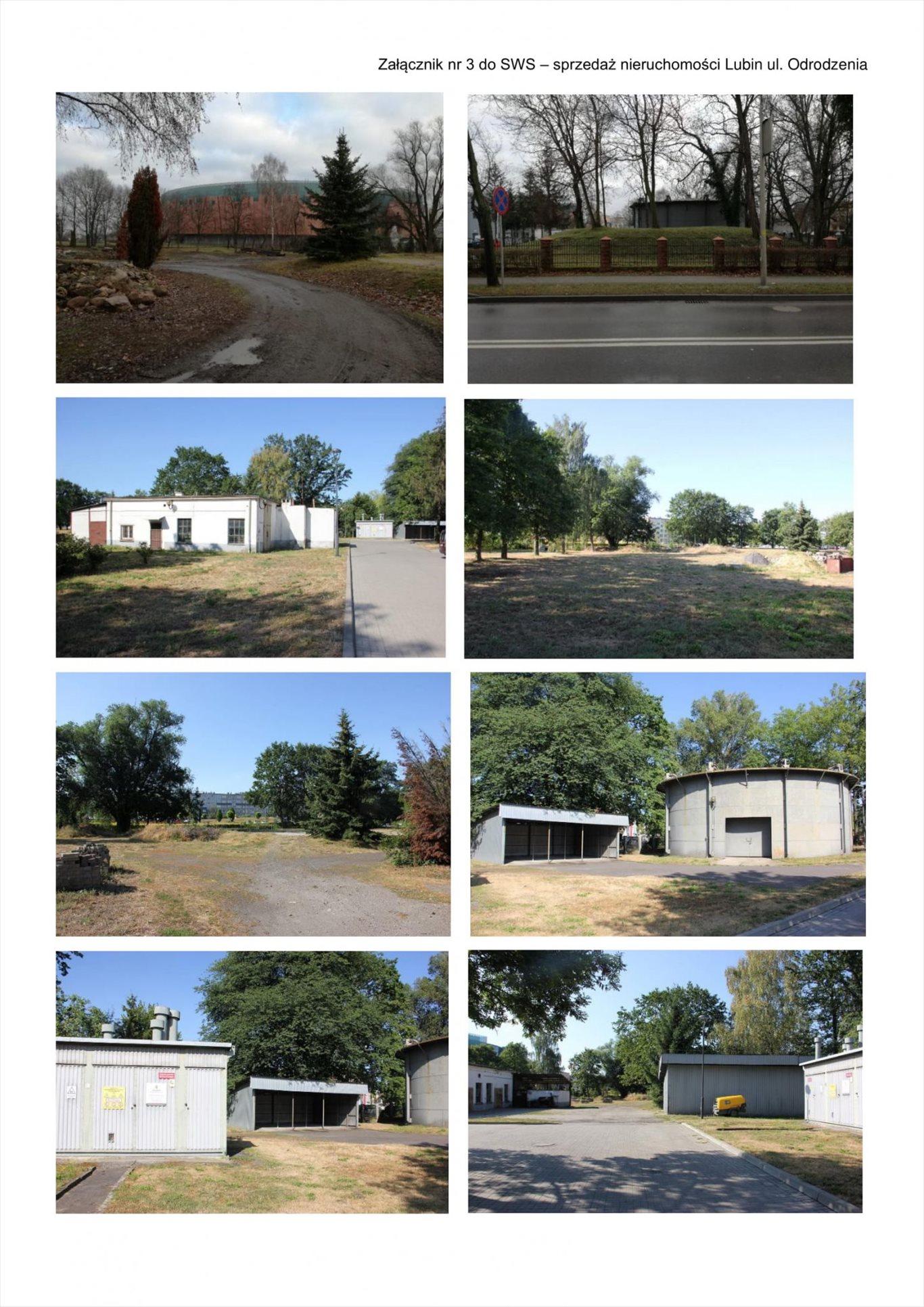Lokal użytkowy na sprzedaż Lubin  10283m2 Foto 1