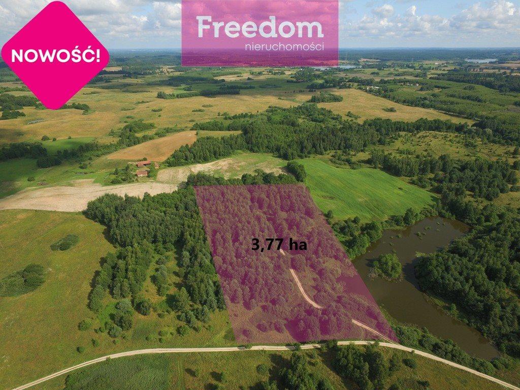 Działka rolna na sprzedaż Grzegrzółki  37700m2 Foto 9