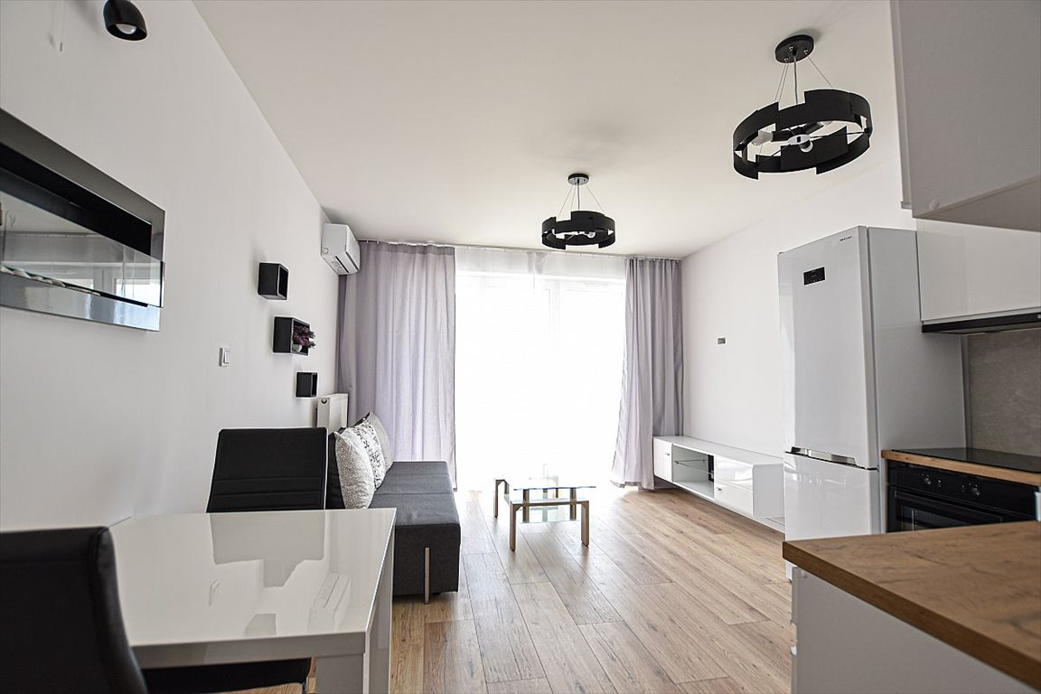 Mieszkanie dwupokojowe na sprzedaż Lublin, Węglin - Połdnie  41m2 Foto 4