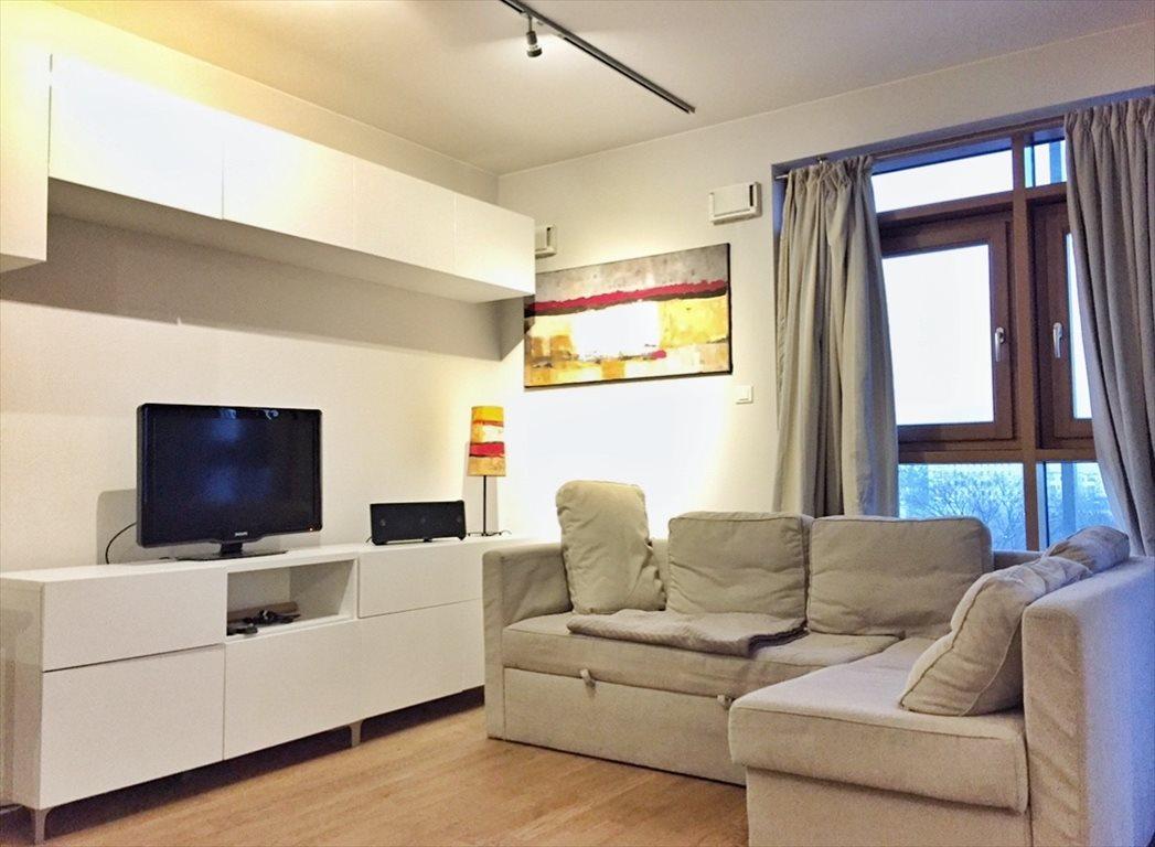 Mieszkanie dwupokojowe na wynajem Warszawa, Śródmieście, Zygmunta Słomińskiego 7  46m2 Foto 1