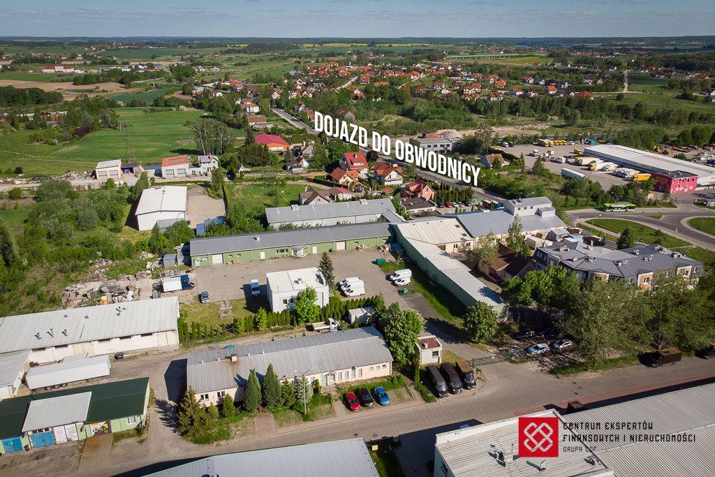 Działka komercyjna na sprzedaż Olsztyn, al. Aleja Marszałka Józefa Piłsudskiego  1106m2 Foto 8