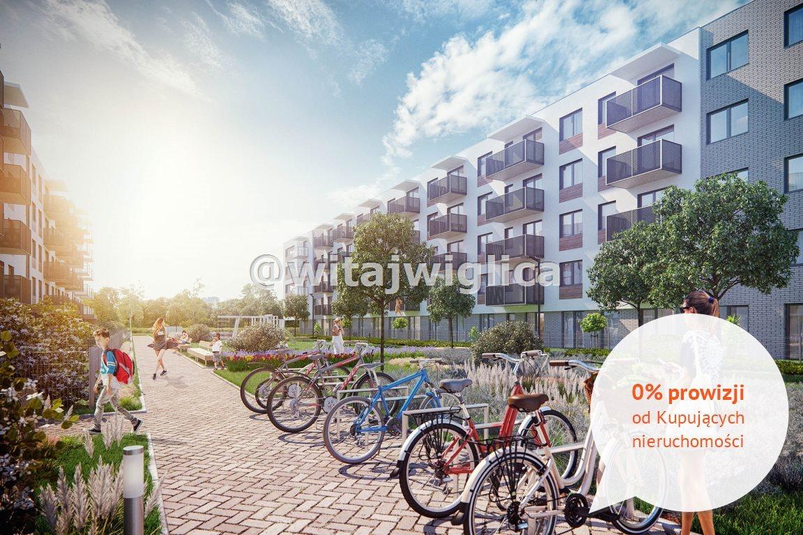 Mieszkanie trzypokojowe na sprzedaż Wrocław, Krzyki, Klecina, Jutrzenki  53m2 Foto 7
