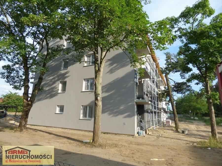 Mieszkanie trzypokojowe na sprzedaż Stargard, Stare Miasto, Gdańska  58m2 Foto 11