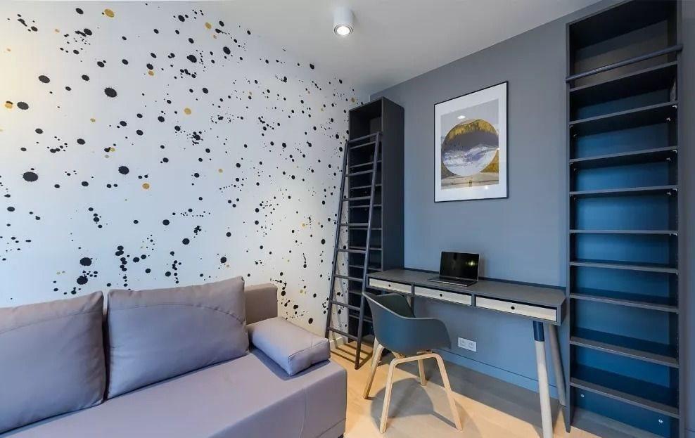 Luksusowe mieszkanie trzypokojowe na wynajem Warszawa, Wola, Karolkowa  70m2 Foto 11