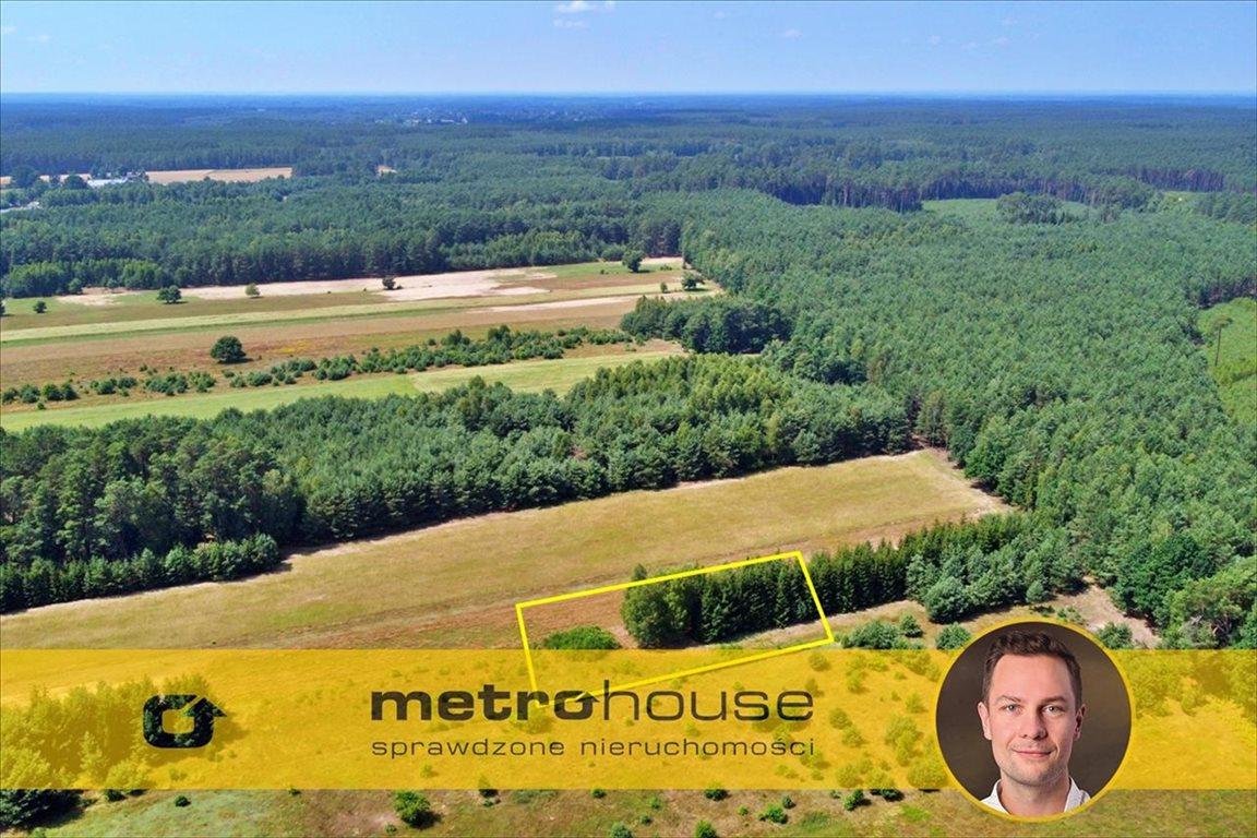 Działka siedliskowa na sprzedaż Dybki, Ostrów Mazowiecka  3377m2 Foto 1