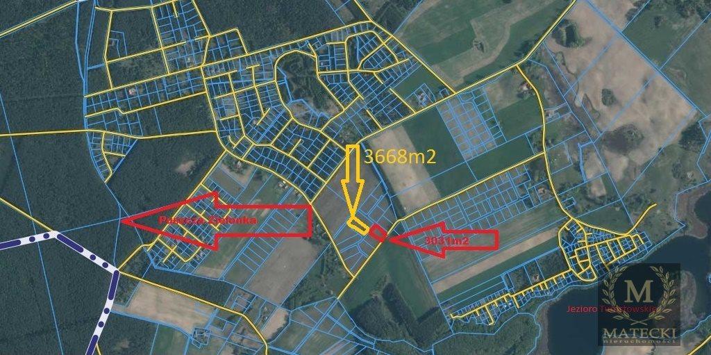 Działka siedliskowa na sprzedaż Karczewko, Jodłowa  3031m2 Foto 6