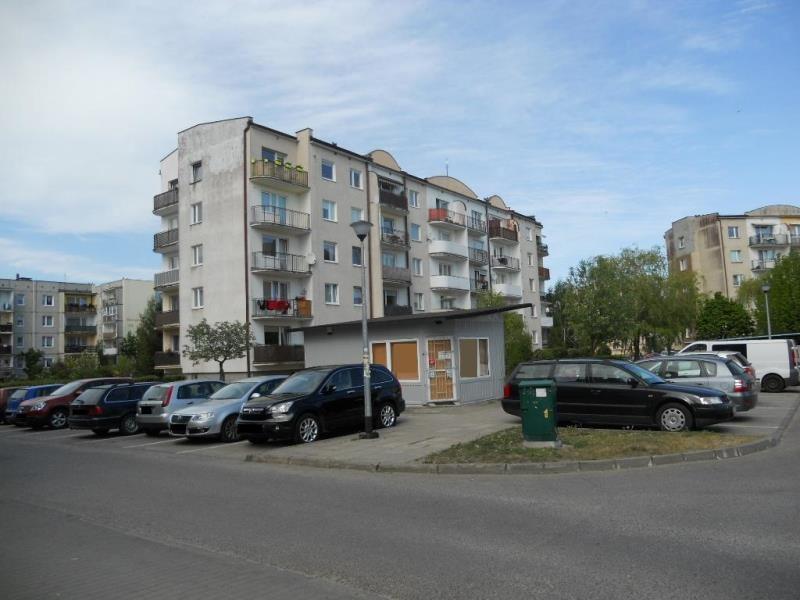 Lokal użytkowy na wynajem Gdynia, POGÓRZE, MIESZKOWSKIEGO STANISŁAWA  27m2 Foto 1