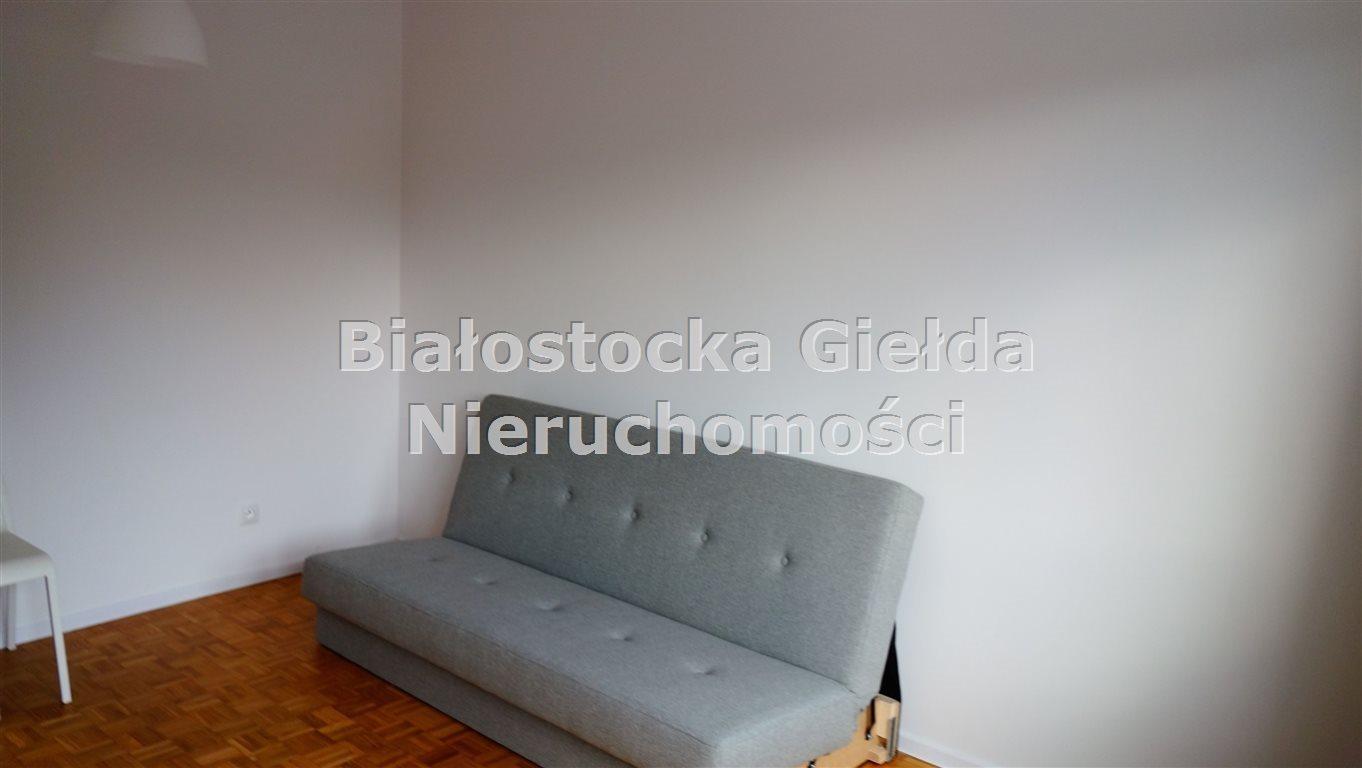 Mieszkanie dwupokojowe na wynajem Białystok, Centrum  50m2 Foto 8