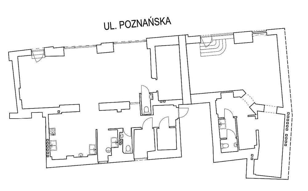 Lokal użytkowy na sprzedaż Poznań, Jeżyce, Poznańska 24  64m2 Foto 7