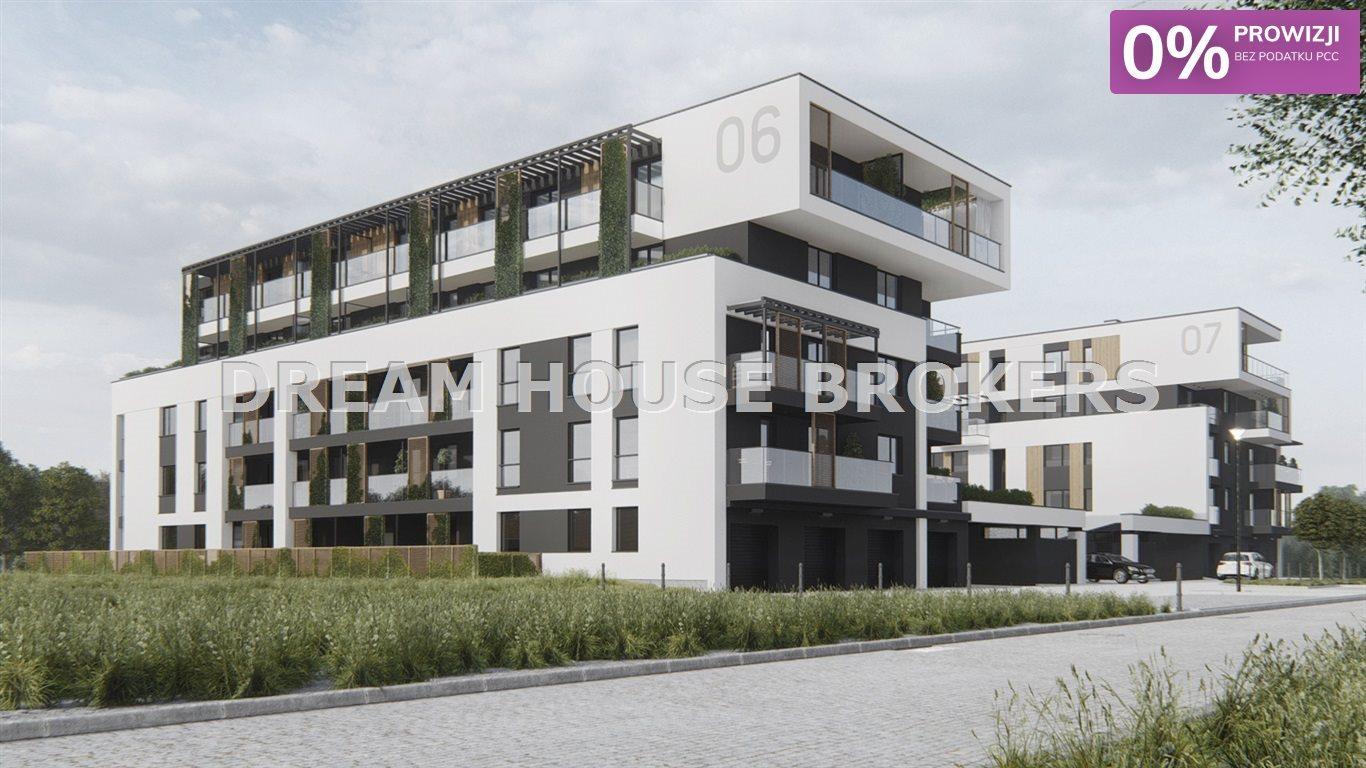 Mieszkanie trzypokojowe na sprzedaż Rzeszów, Drabinianka, Makuszyńskiego  57m2 Foto 1