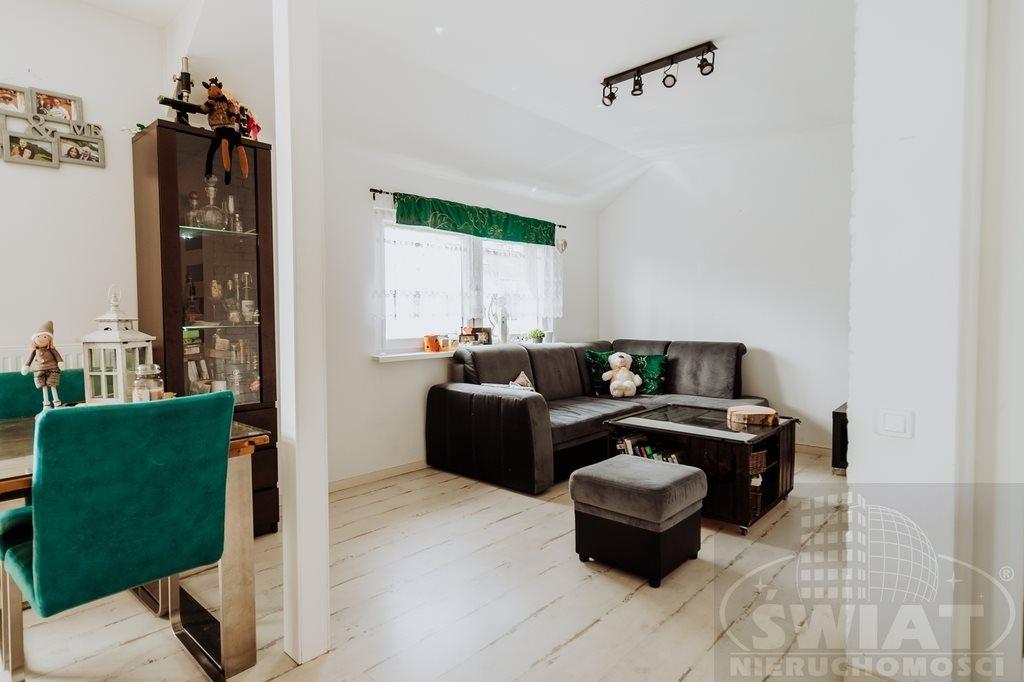 Mieszkanie trzypokojowe na sprzedaż Warzymice  46m2 Foto 5