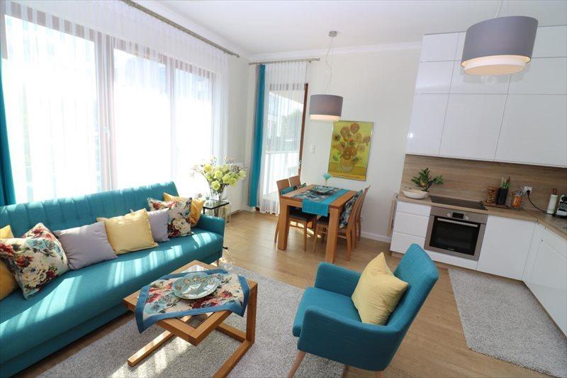 Luksusowe mieszkanie trzypokojowe na sprzedaż Gdynia, Orłowo, Kiedronia  67m2 Foto 1