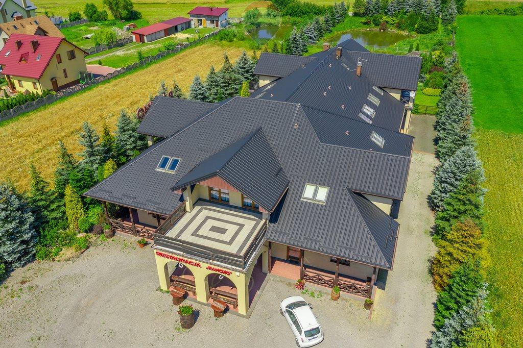 Lokal użytkowy na sprzedaż Mroczków Duży  1220m2 Foto 1