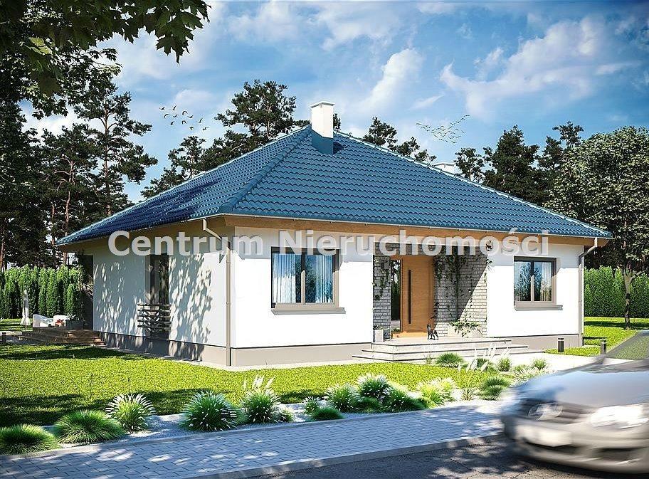 Dom na sprzedaż Zduńska Wola, Nowe Miasto  99m2 Foto 1