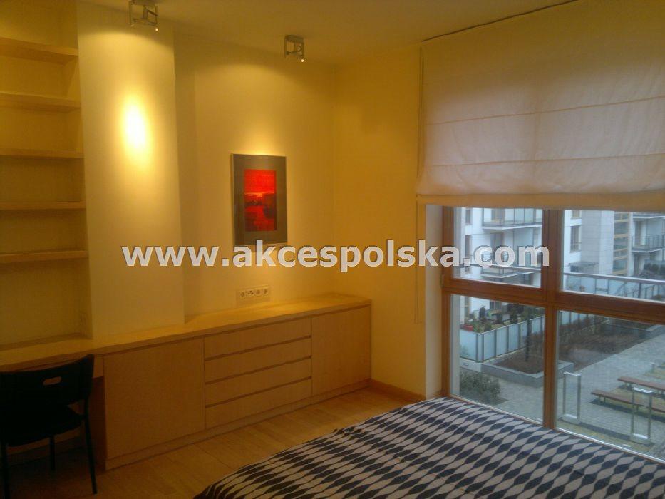 Mieszkanie dwupokojowe na wynajem Warszawa, Mokotów, Górny Mokotów, Narbutta  93m2 Foto 1
