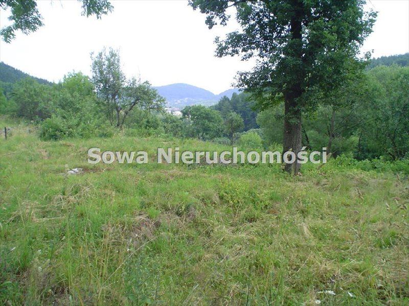 Działka budowlana na sprzedaż Wałbrzych, Stary Glinik  449m2 Foto 1