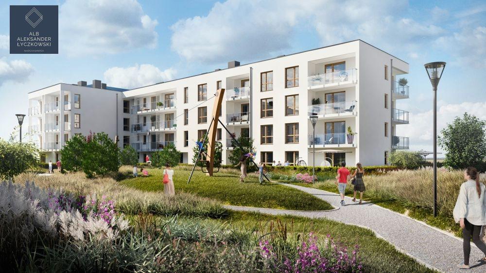 Mieszkanie dwupokojowe na sprzedaż Gdynia, Pogórze  44m2 Foto 1