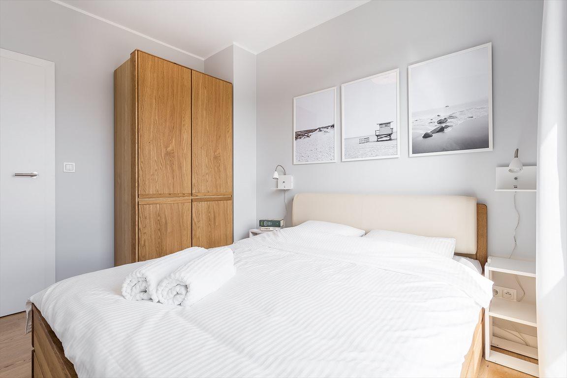 Mieszkanie dwupokojowe na wynajem Poznań, Stare Miasto, Garbary  45m2 Foto 7