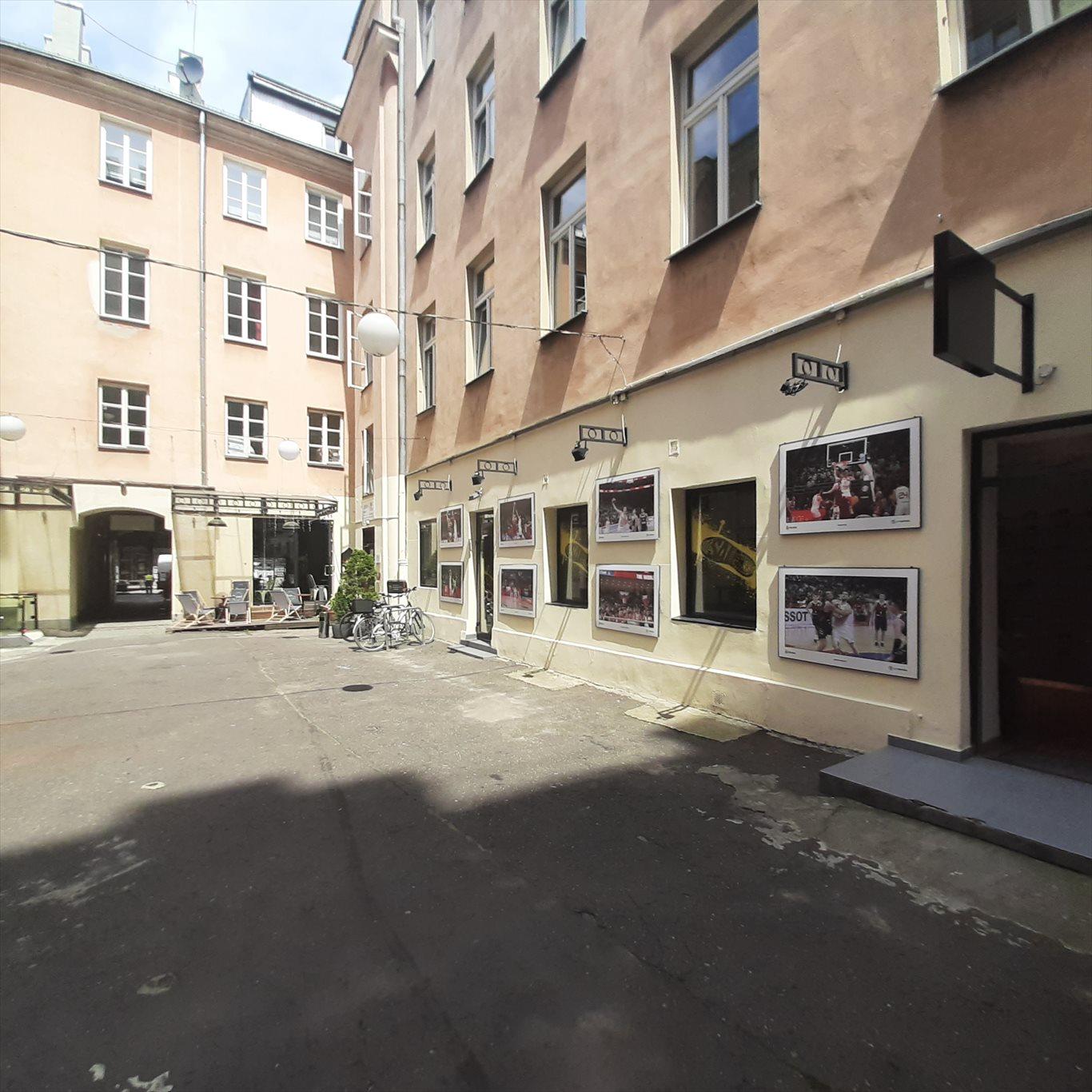 Lokal użytkowy na wynajem Warszawa, Śródmieście, Chmielna 21 21  63m2 Foto 9