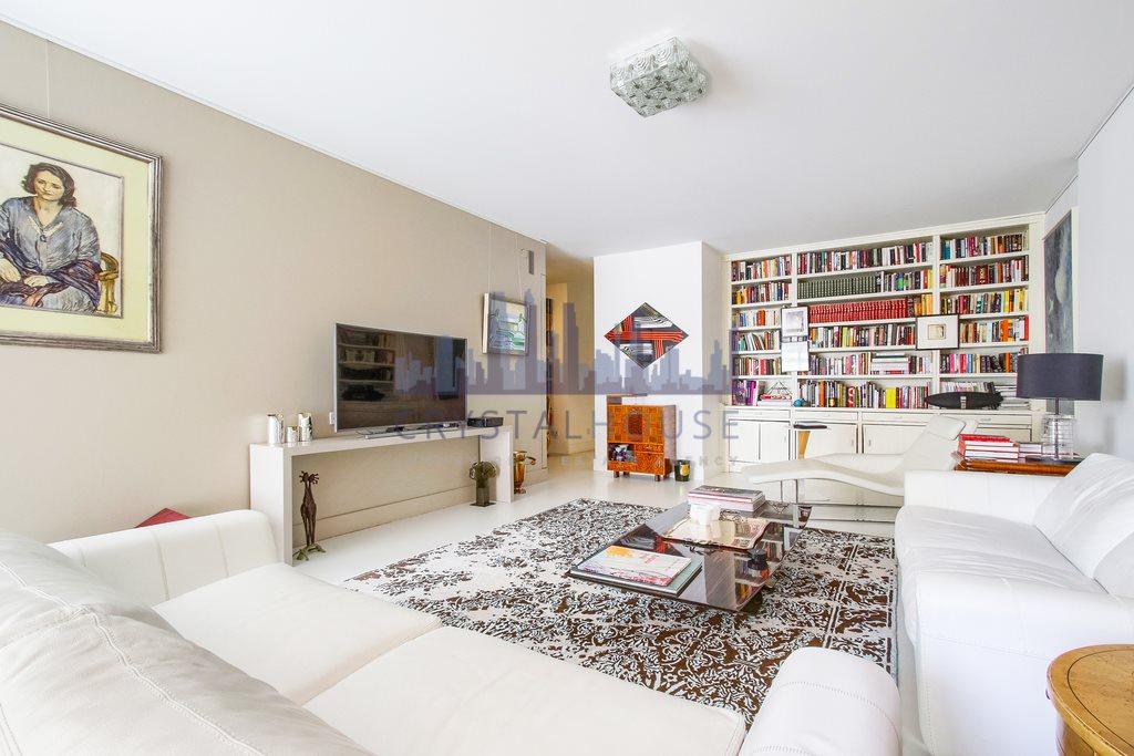 Mieszkanie trzypokojowe na sprzedaż Warszawa, Mokotów, Zbyszka Cybulskiego  121m2 Foto 3