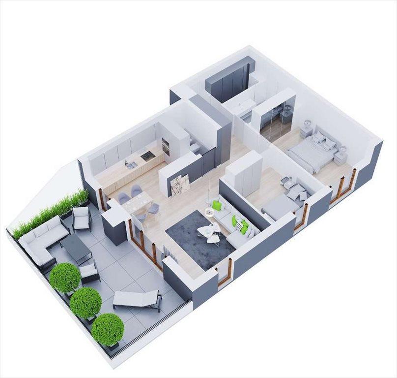 Mieszkanie trzypokojowe na sprzedaż Katowice, Kostuchna, Bażantów 20  85m2 Foto 10