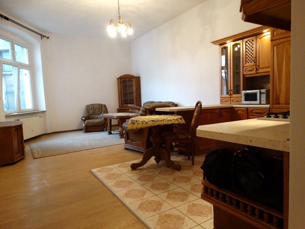 Mieszkanie dwupokojowe na sprzedaż Wrocław, Stare Miasto, Tadeusza Rejtana  68m2 Foto 1