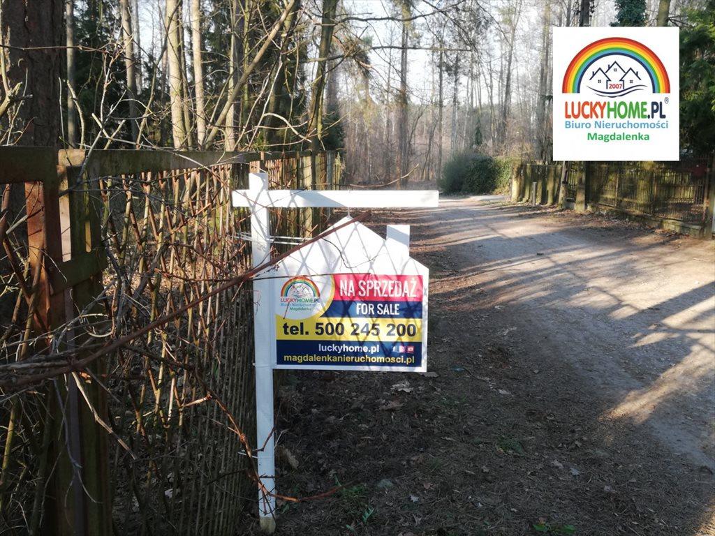Działka budowlana na sprzedaż Magdalenka  1162m2 Foto 2
