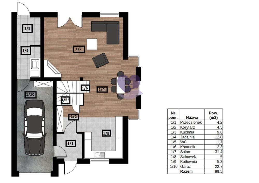 Dom na sprzedaż Sielachowskie  183m2 Foto 3
