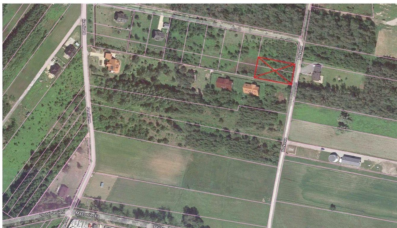 Działka budowlana na sprzedaż Rzakta, Borkowa  1500m2 Foto 11