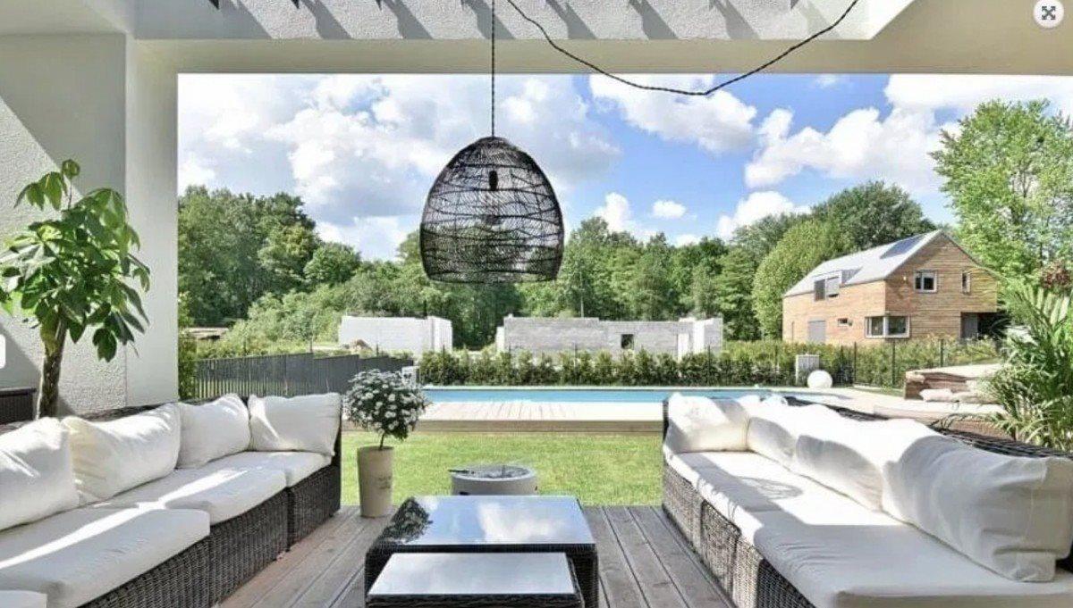 Dom na sprzedaż Okrzeszyn  213m2 Foto 1
