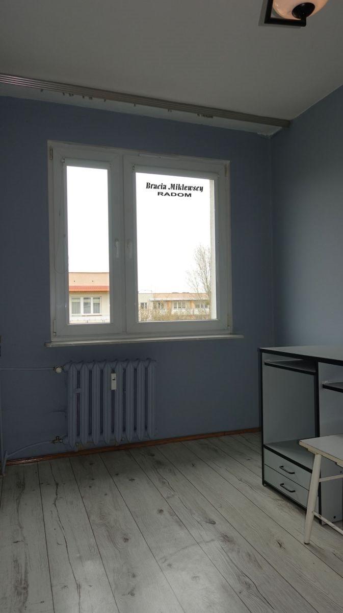 Mieszkanie trzypokojowe na wynajem Radom, Prędocinek, Ostrowiecka  60m2 Foto 5