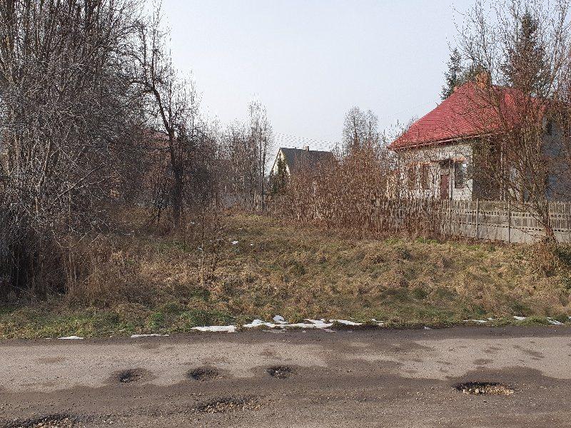 Działka budowlana na sprzedaż Mykanów, KOCIN NOWY  1180m2 Foto 1