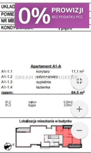 Mieszkanie dwupokojowe na sprzedaż Rzeszów, Staromieście, Staszica  65m2 Foto 8