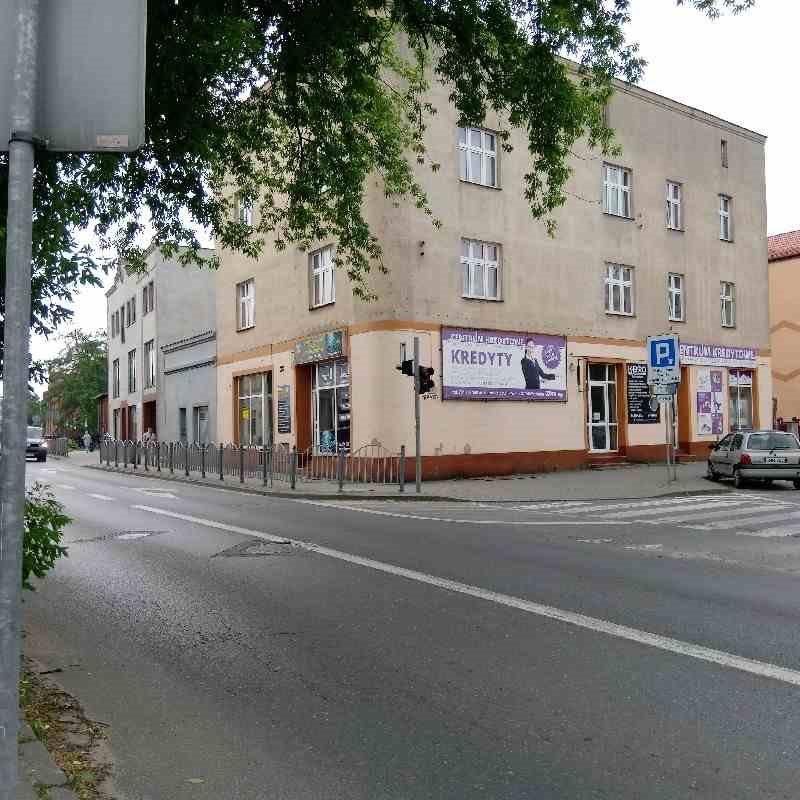 Lokal użytkowy na wynajem polska, Brodnica, Centrum, Centrum  56m2 Foto 3
